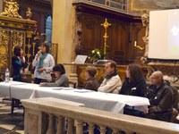 Fête St André 2013 avec le Diocèse.