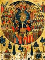 """Toussaint """" Fête de tous les Saints ! """" 1er Novembre 2013"""